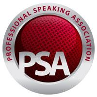 Professional Speaker Association.