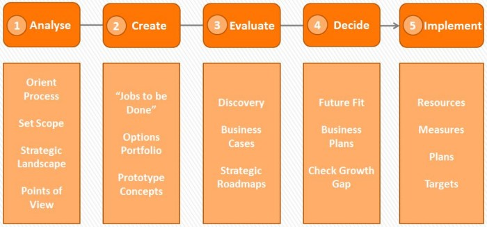 5 step Structured Growth